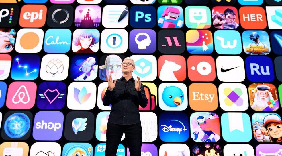 Apple evita otra pelea genial con los desarrolladores de aplicaciones