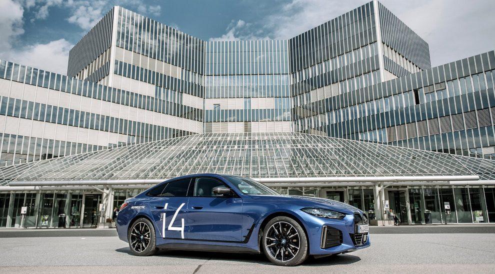 BMW se quedó atrás en la carrera de vehículos eléctricos