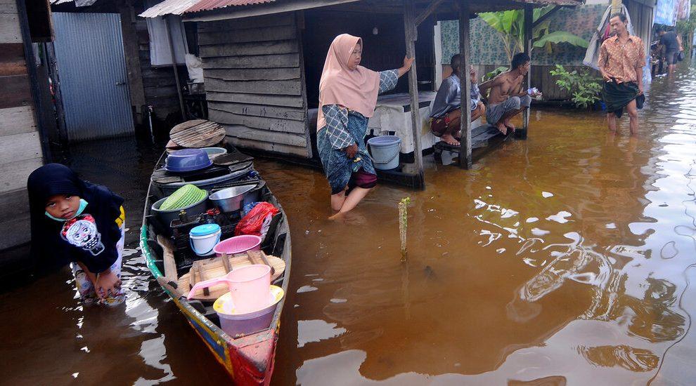 El cambio climático es un 'martillo que nos golpea en la cabeza', dicen las naciones en desarrollo