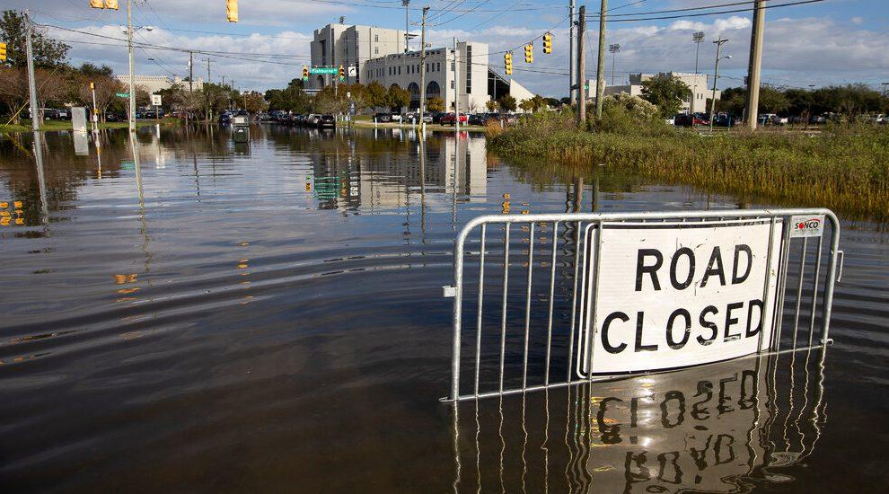En el proyecto de ley de infraestructura, un reconocimiento: el cambio climático es una crisis