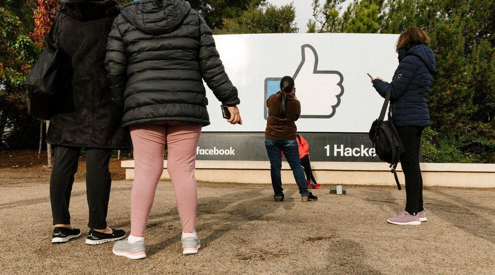Facebook dijo que consideraría formar una comisión electoral