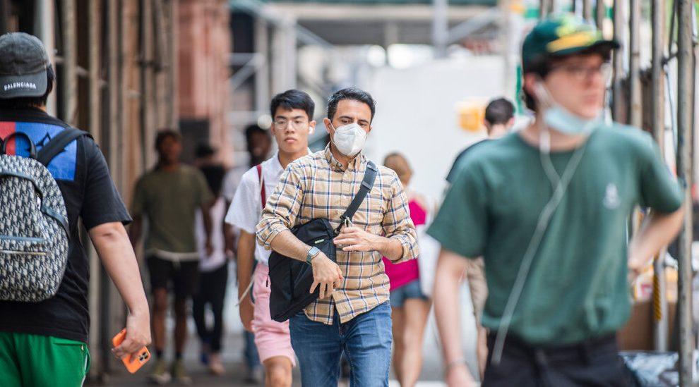 La desinformación del virus aumenta con el aumento de casos delta