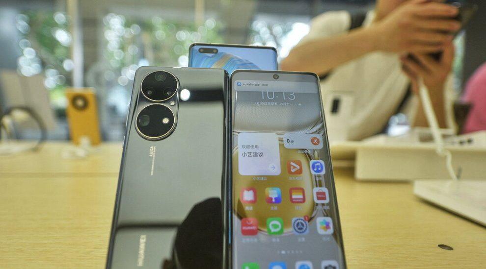 Las ventas de Huawei se desploman a medida que los compradores de teléfonos huyen del gigante chino.