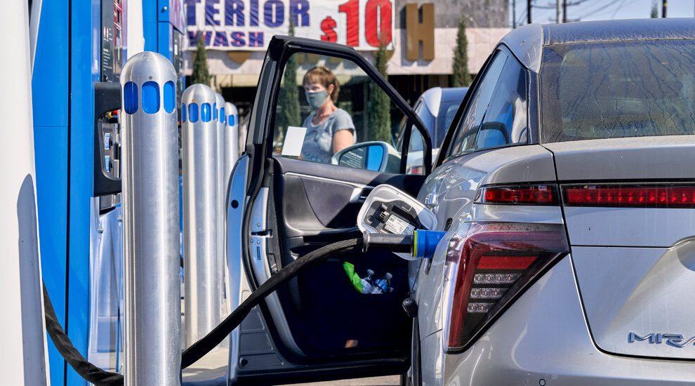 Para muchos, el hidrógeno es el combustible del futuro.  Una nueva investigación plantea interrogantes.