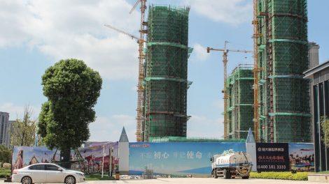 Además de los problemas de Evergrande, una desaceleración de la economía china