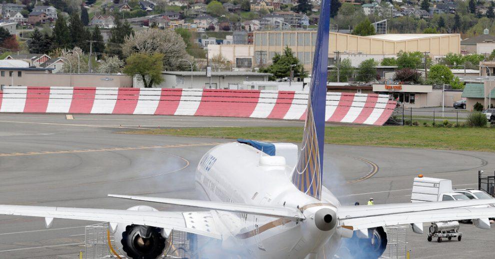 Biden describe un plan para un combustible de aviación más limpio.  Pero, ¿qué tan limpio estaría?