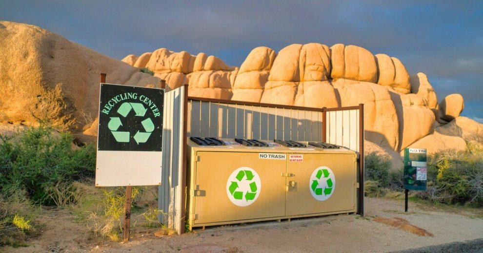 California tiene la intención de prohibir los símbolos de reciclaje en cosas que no son reciclables