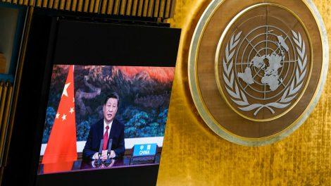 China promete dejar de construir centrales eléctricas de carbón en el extranjero