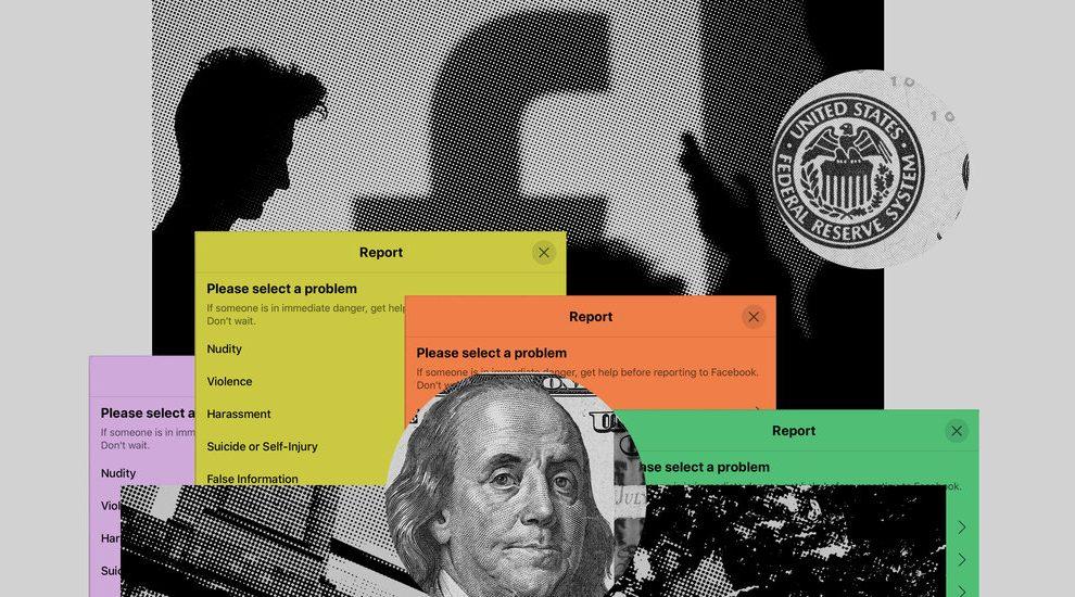 Cómo Facebook confía en Accenture para eliminar el contenido tóxico