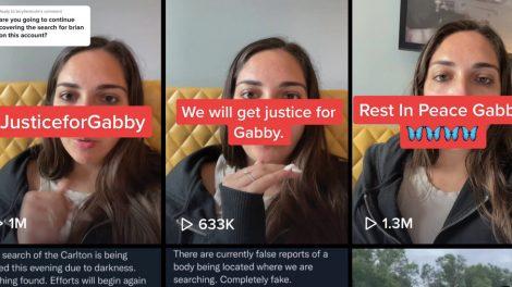 Cómo el caso Gabrielle Petito galvanizó Internet