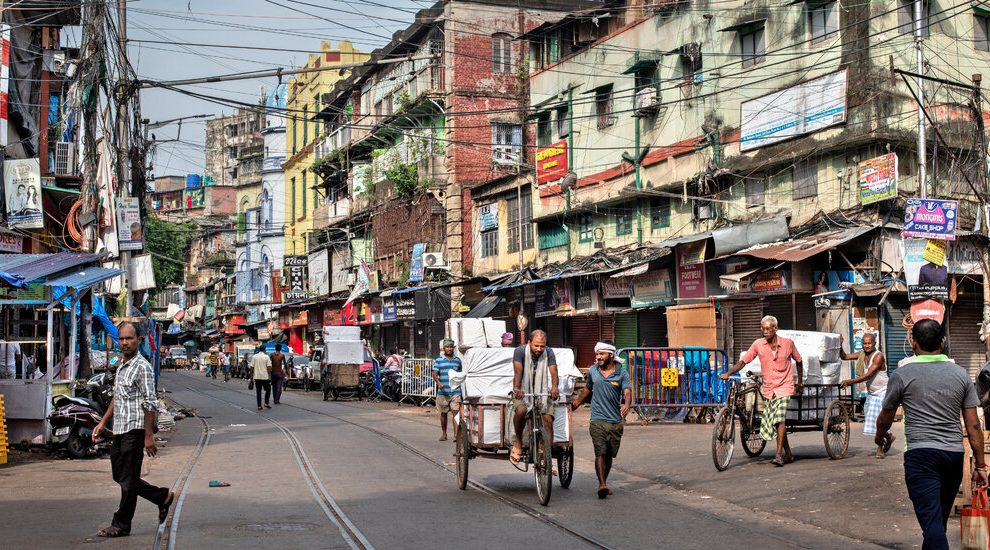 Datos económicos de India El peaje de Belie Covid-19