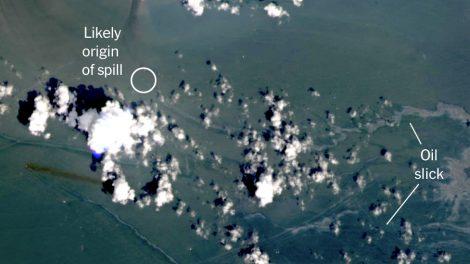 Derrame de petróleo en el Golfo de México: lo que sabemos