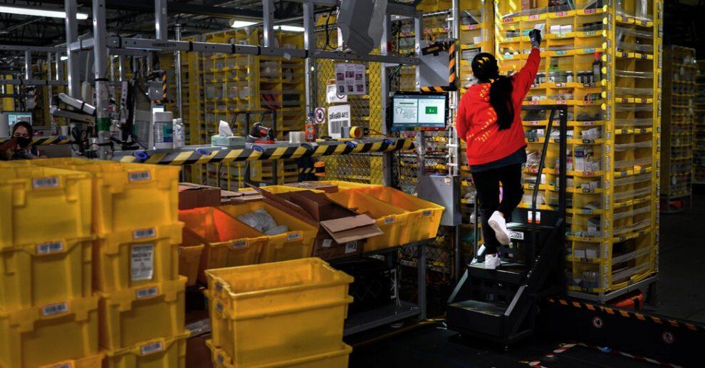 El Senado de California aprueba un proyecto de ley que restringe el modelo de trabajo de Amazon