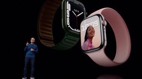 El nuevo Apple Watch enfatiza una vez más el fitness
