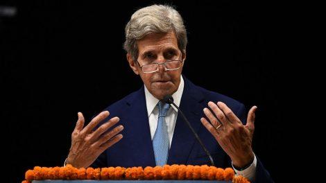 John Kerry: retrasar la Cumbre del Clima de la ONU sería un 'gran error'