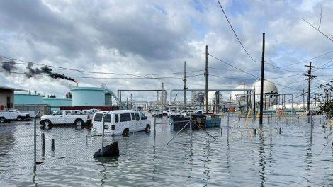 La falta de energía dificulta la evaluación de la contaminación tóxica causada por Ida