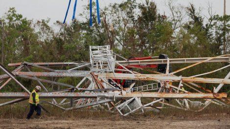 Por qué falló la red eléctrica de Luisiana con el huracán Ida
