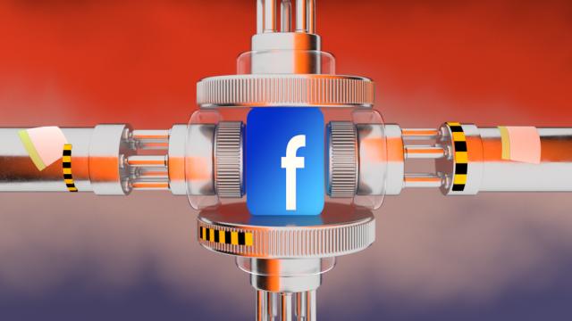 Reducir Facebook para salvar el mundo