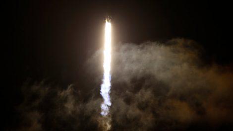 SpaceX lanza un equipo de astronautas como ningún otro en una aventura orbital